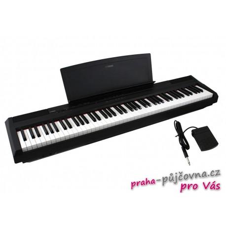 Digitální piano Yamaha P-105 B