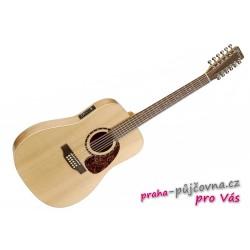 12ti strunná elektroakustická kytara - Norman Encore B20 12 Presys